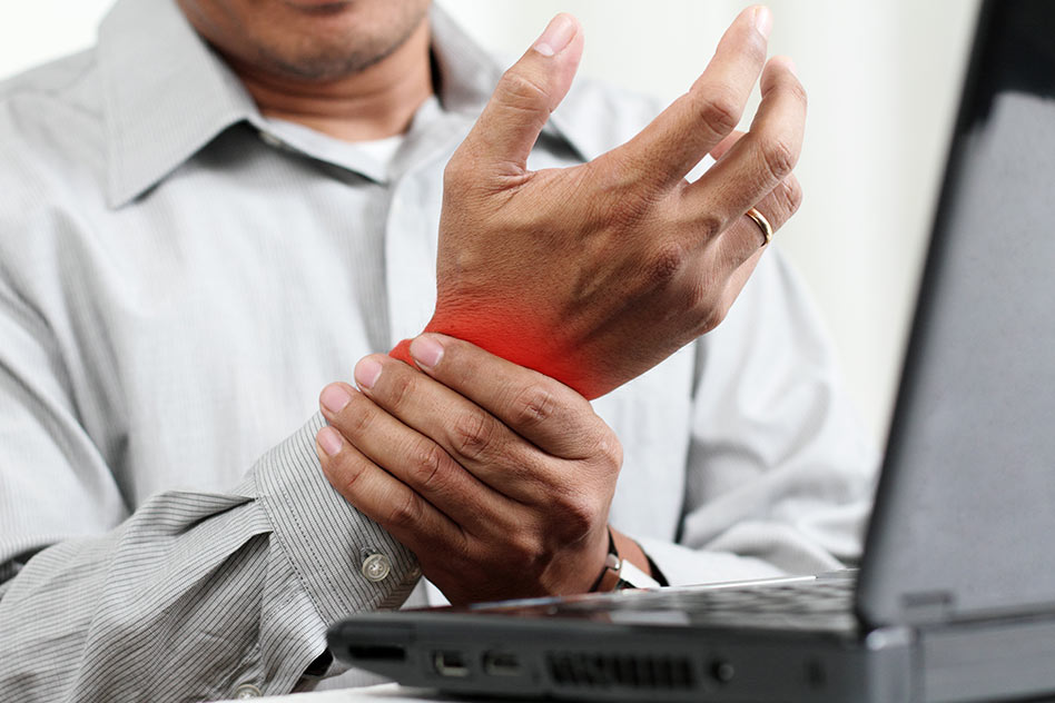 Saving your Hand from Repetitive Strain Injury