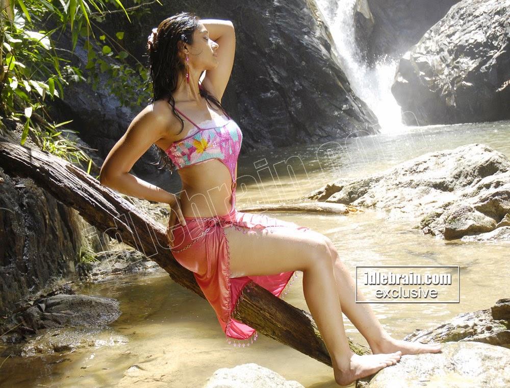 Ileana D'cruz Hot Two Piece Bikini Pics
