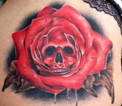 Tatuagem caveira