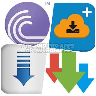 اسرع وافضل تطبيقات التحميل من الانترنت | IDM - TDM - ADM - Torrent