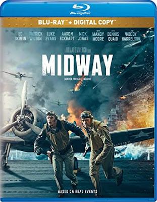 Midway 2019 Eng 720p BRRip 1.1Gb ESub x264