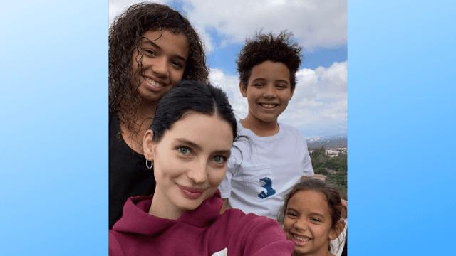 Vin & Paul's kids unite for Family Forever pic