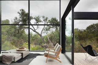 Interior casa de diseño en Australia