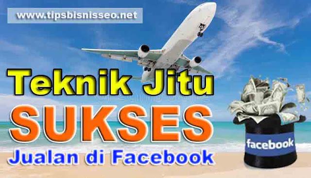 sukses di facebook
