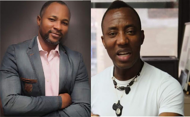 'Your ambition to be Nigerian President is just a dream.' - @NigeriaInfoPH mock presidential hopeful @YeleSowore