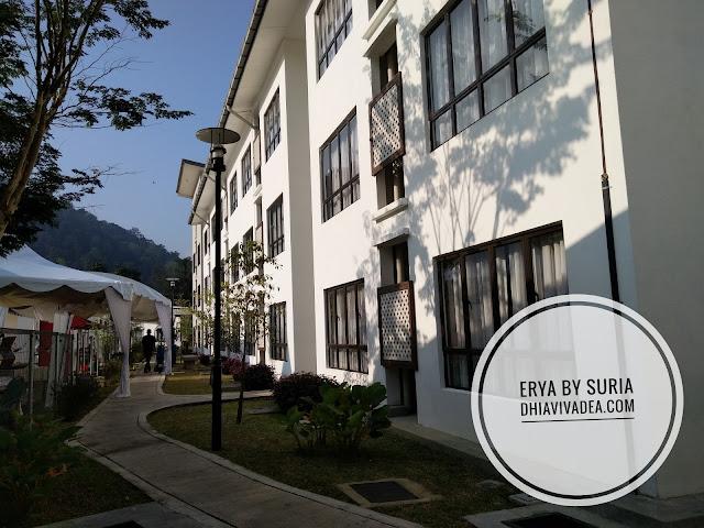 Saharul Ridzwan Duta Rasmi Erya By Suria Resort & Hotel