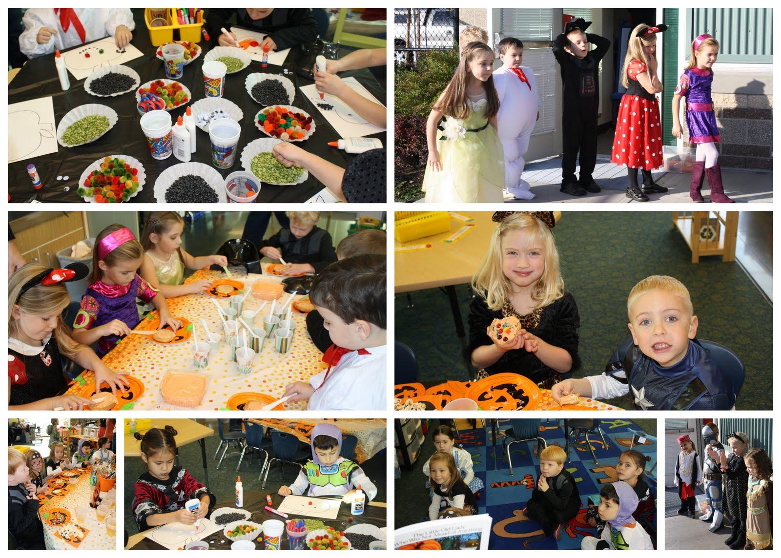 blue eyed blessings kindergarten halloween party. Black Bedroom Furniture Sets. Home Design Ideas