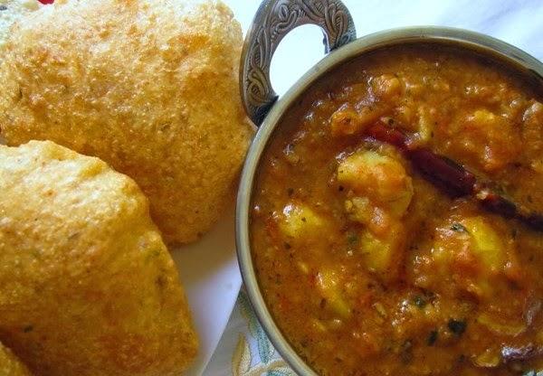 Aloo Tamater ki Sabzi (veg) From Imperial Inn