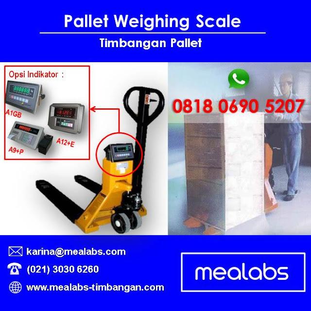 Timbangan Pallet, Pallet Scale