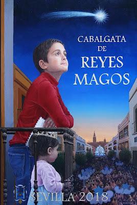 Sevilla - Cabalgata de Reyes 2018 - Jesús Vega Santos
