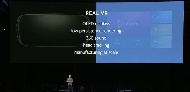 SAMSUNG FACEBOOK VR MWC 2016