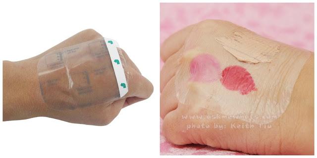 Glamcor Hand Palette