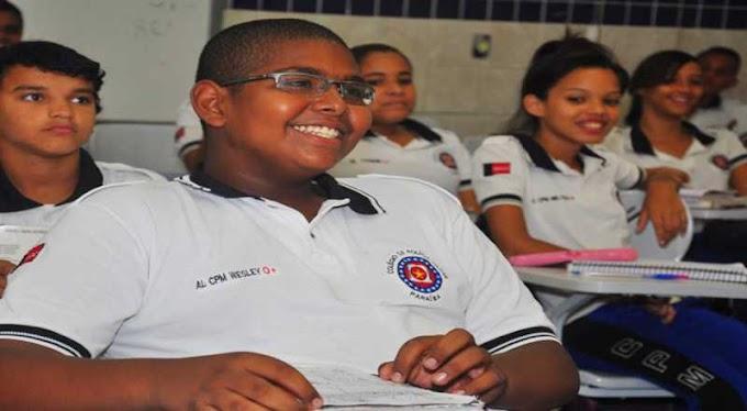 ESCOLA: Colégio Militar na Paraíba inscreve até o próximo dia 14 de dezembro .