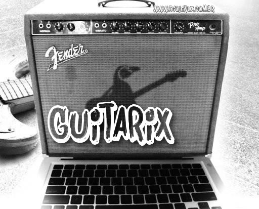 Guitarix - amplificador de guitarra virtual