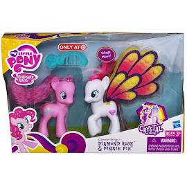 My Little Pony Glimmer Wings 2-pack Pinkie Pie Brushable Pony
