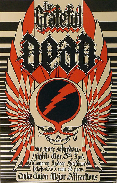 Lost Live Dead The Grateful Dead In North Carolina And