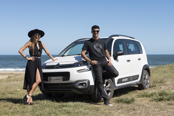 Citroën presentó el Summer Shine fashion film