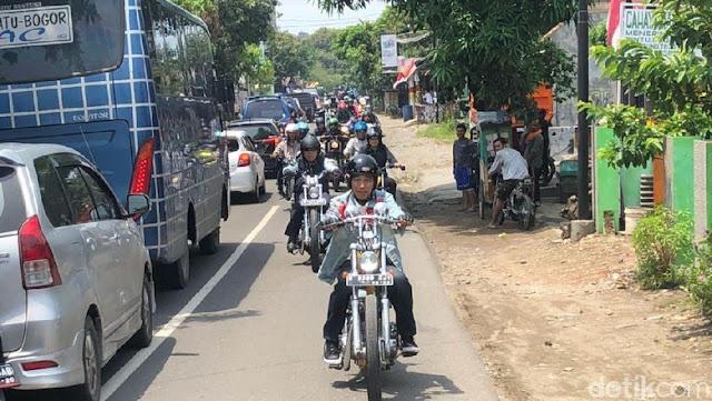 Viral Meme 'Pelanggaran Lalin' Jokowi, Kakorlantas Bilang Begini