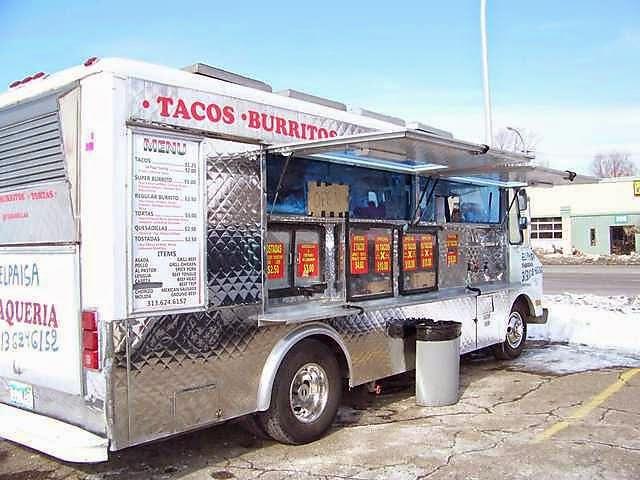 El Paisa Food Truck