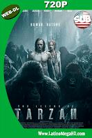 La Leyenda De Tarzán (2016) Subtitulado HD Web-Dl 720p - 2016