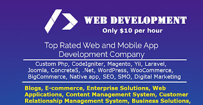 Web Development facts and suggestions