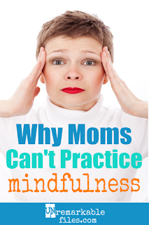 This hilarious video proves motherhood is basically the opposite of being mindful! Enjoy this sarcastic parody of mindfulness videos everywhere, full of funny tips for moms who want to be more mindful. Good luck moms, you're going to need it. #video #motherhood