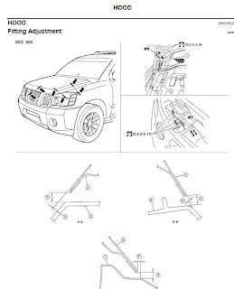 repair-manuals: Nissan Xterra N50 2007 Repair Manual