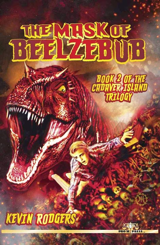 My 5-Star Review for The Mask of Beelzebub by Kevin Rodgers