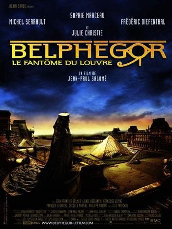 Belphegor Phantom of the Louvre 2001 Dual Audio Hindi Movie Download