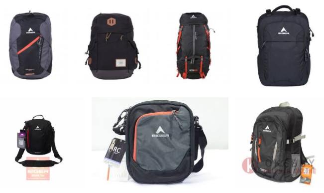 Bahan dan Proses Pembuatan Tas Eiger Yang Digunakan
