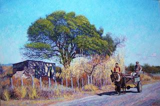 paisajes-rurales-en-pintura-plenairismo vistas-campesinas-pinturas