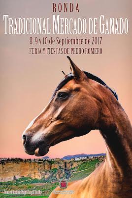 MERCADO TRADICIONAL DE GANADO DE LA FERIA DE PEDRO ROMERO 2017