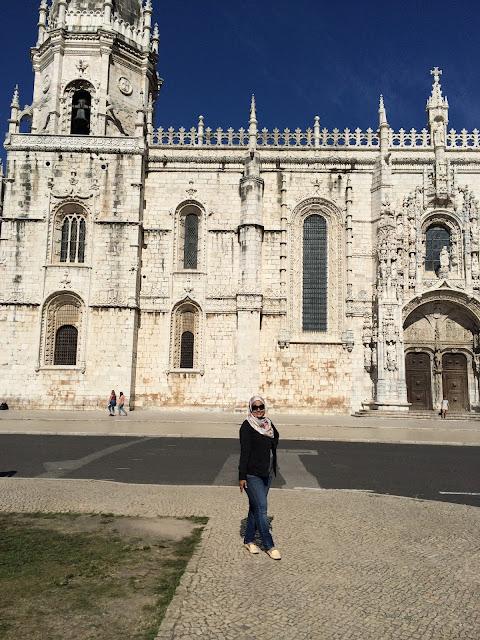 bercuti di Portugal