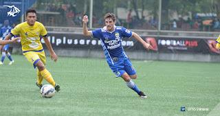 Persib Bandung Atasi Cilegon United 3-0