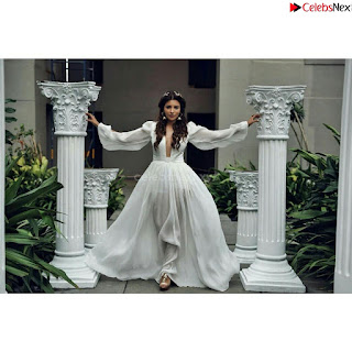 Shama Sikandar Beautiful Stunning Deep neck Gowns Bikini Inners 008.jpg