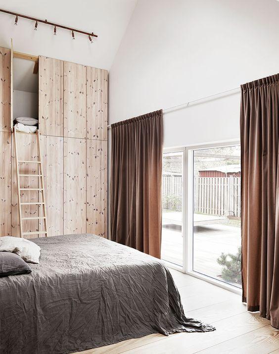 blog deco - rideaux pour baies vitrees