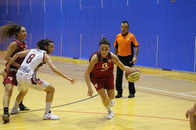 Baloncesto | Arrate Anzola continuará la próxima temporada en el Ausarta Barakaldo EST