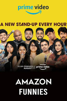 Amazon Funnies Prime Day Special S01 Hindi Complete Series 720p HDRip HEVC x265