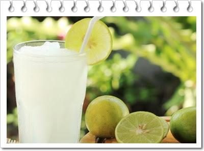 manfaat minum air jeruk nipis untuk kesehatan