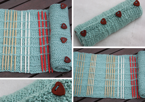 Needle Roll - Free Pattern