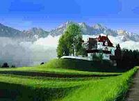 В Швейцарии преобладает континентальный климат, типичный для Центральной Европы