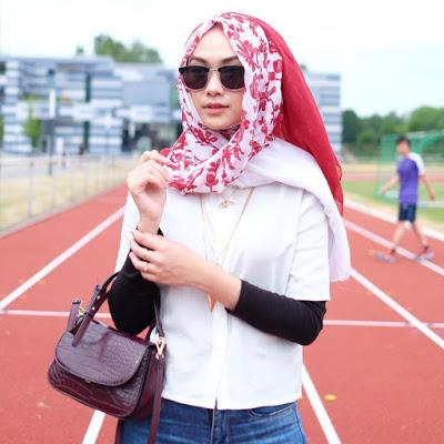 Tend hijab masa kini