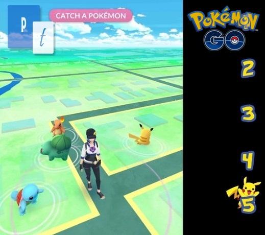 Cara Mudah Mendapatkan Pokemon GO Pikachu
