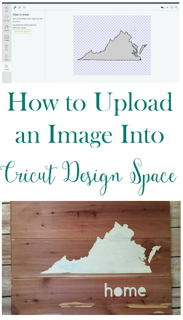 Learn how to upload a .jpeg image into Cricut Design Space