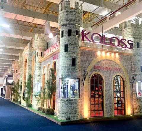 Koloss na Beauty Fair 2018 + lançamentos