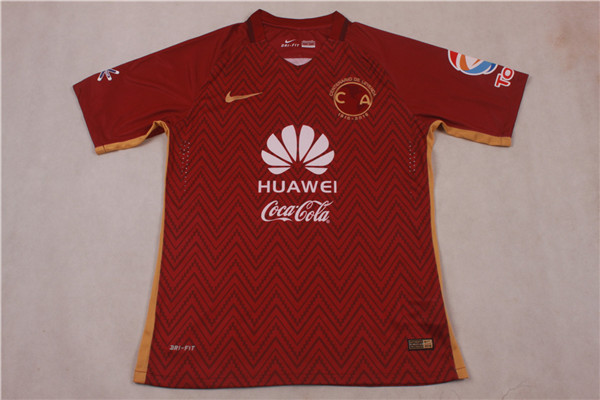 new style d9191 00688 Sporting Goods Club America 2017/2018 Authentic Away Name ...