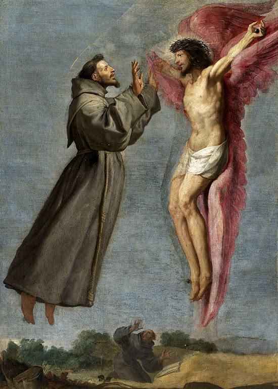 São Francisco. Vicente Carducho (1576 ou 1578 - 1638)