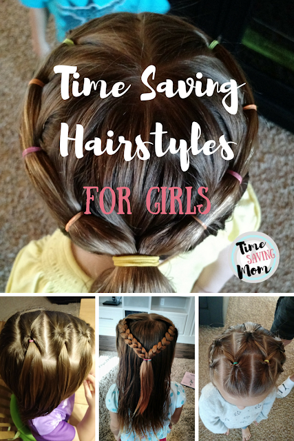Super simple time-saving tips for fixing hairstyles that stay in so you don't have to keep redo-ing it.