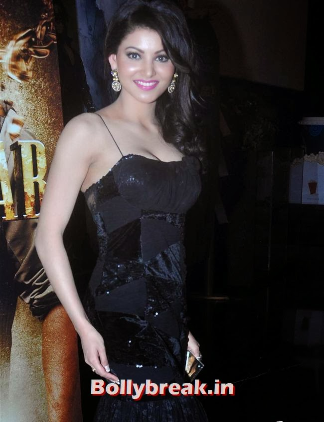 Urvashi Rautela, Singh Saab The Great Music Launch
