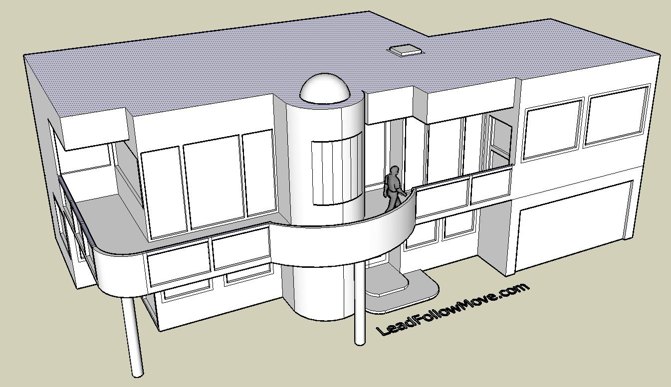 Sketchup 100 secure online earning for Google house design